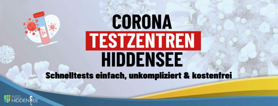 Pressemitteilung: Hiddensee ist vorbereitet, 5 digitale Testzentren für die Insel Hiddensee