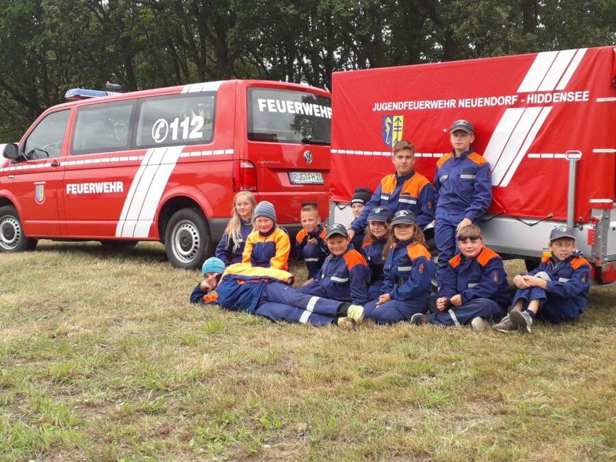 30 Jahre Jugendfeuerwehr Hiddensee